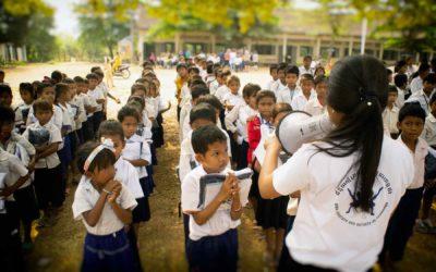 Qui sont nos bénévoles au Cambodge ?