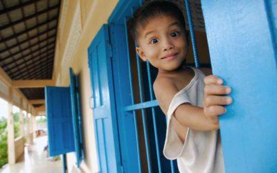Parrainez les enfants de notre refuge au Cambodge